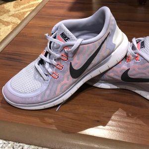 Nike Free 5.0 size 8 Womens